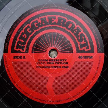 Adam Prescott feat. Rod Taylor - Praises Unto Jah