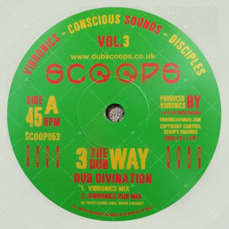 3 The Dub Way Vol. 03 - Dub Divination