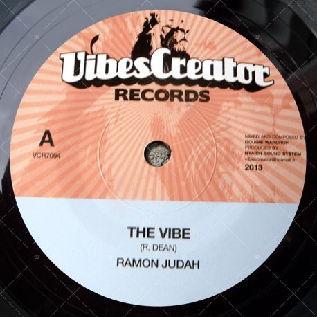 Ramon Judah - The Vibe