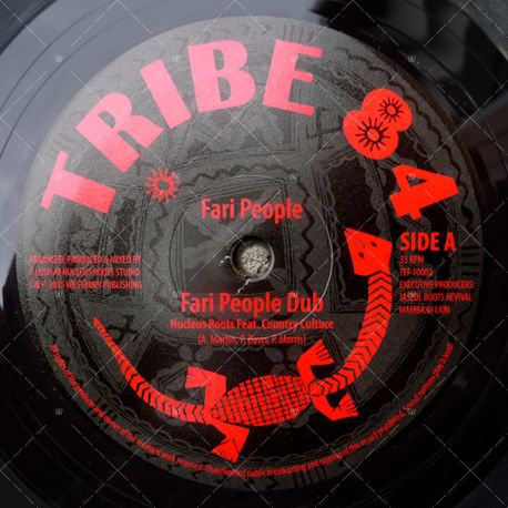 "Tribe 84 Records (10"")"