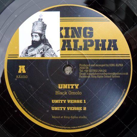Black Omolo - Unity