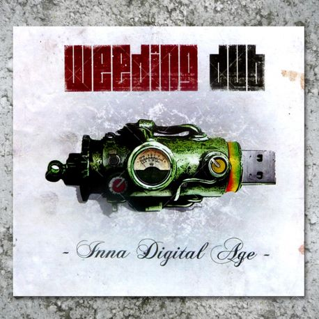 CTR010-CD - Weeding Dub - Inna Digital Age (CD)