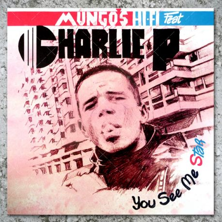 SCOBLP005 Scotch Bonnet - Mungo's Hi-Fi Feat. Charlie P - You See Me Star (LP)