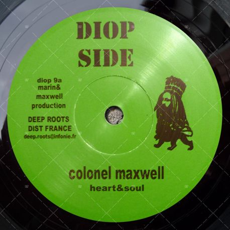 Colonel Maxwell - Hearth & Soul