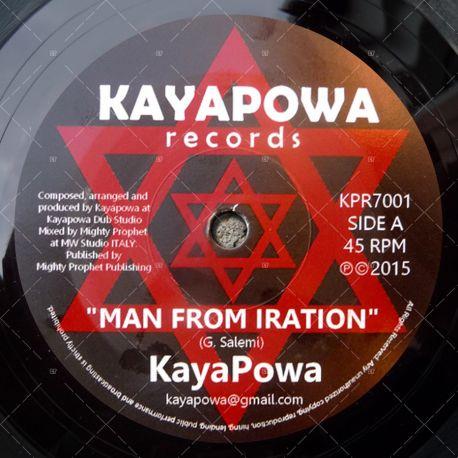 Kaya Powa - Man From Iration