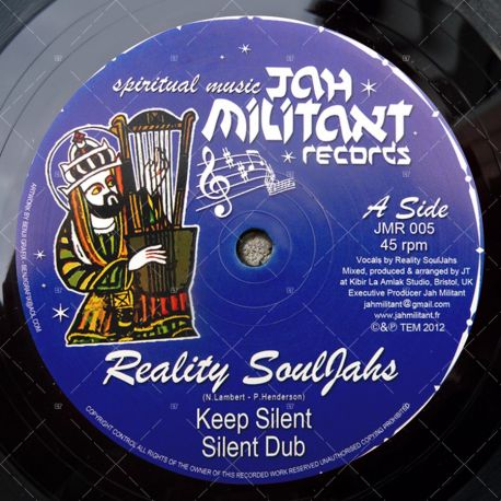 Reality Souljah - Keep Silent