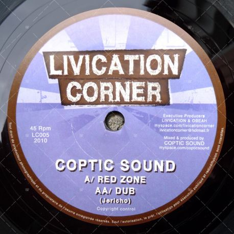 Coptic Sound - Red Zone