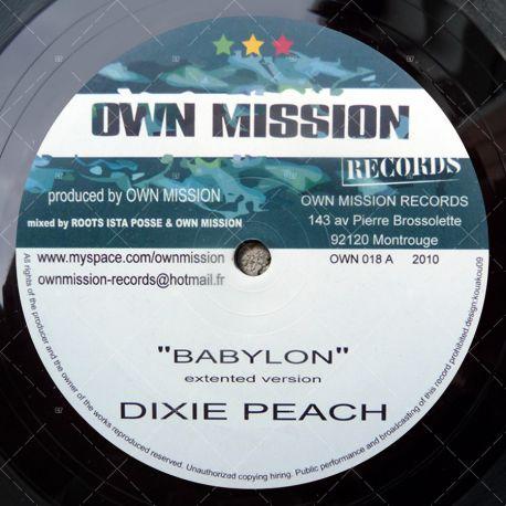 Dixie Peach - Babylon