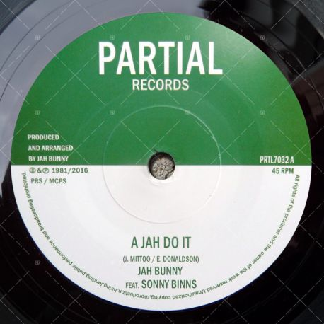 Jah Bunny feat. Sonny Binns - A Jah Do It