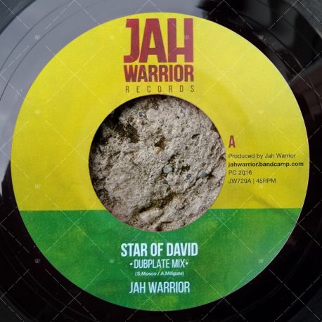 Jah Warrior - Star Of David