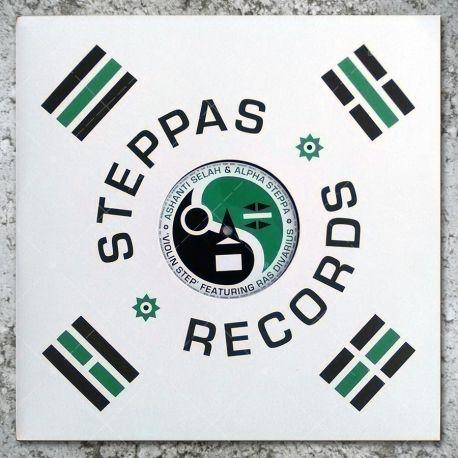 Ashanti Selah & Alpha Steppa feat. Ras Divarius - Violin Step