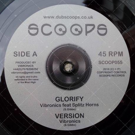 Vibronics feat. Splitz Horns - Glorify