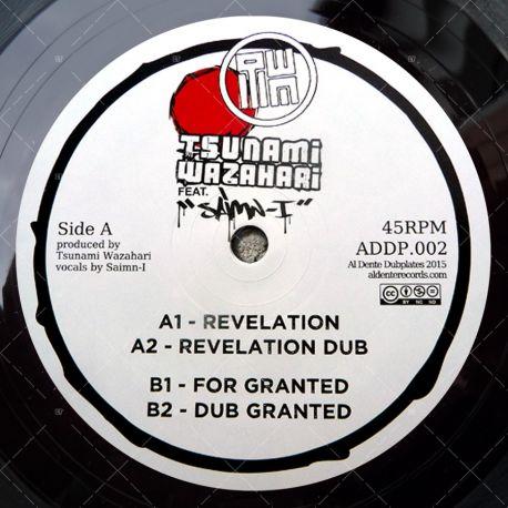 Tsunami Wazahari feat. Saimn-I - Revelation