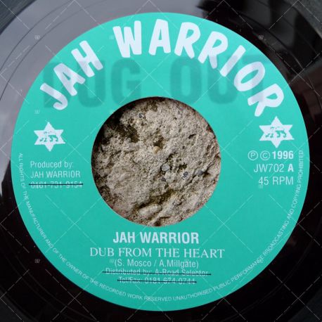 Jah Warrior - Dub From The Heart