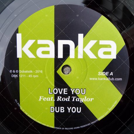 Kanka feat. Rod Taylor - Love You