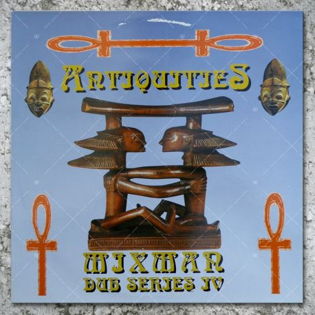 Mixman - Antiquities Dub Series 4