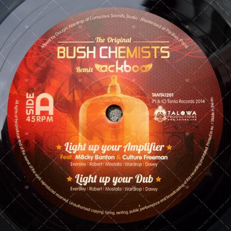 Light Up Your Amplifier (Bush Chemists RMX)