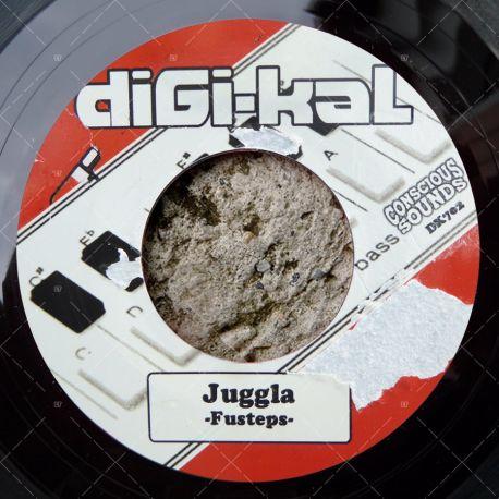 Fu-Steps - Juggla