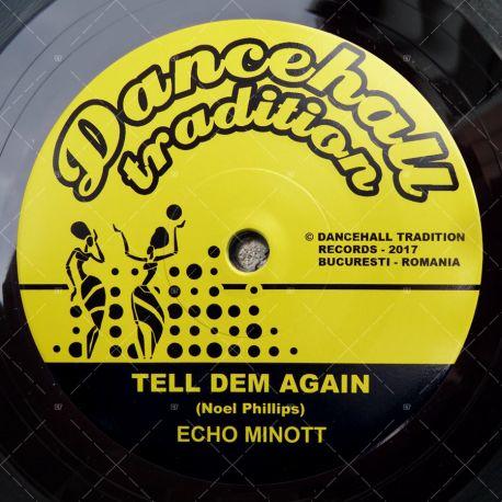 Echo Minott – Tell Dem Again