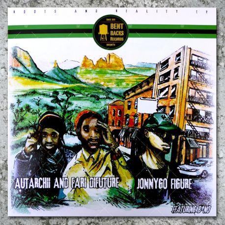 Fari DiFuture & Autarchii - Shashamane Living