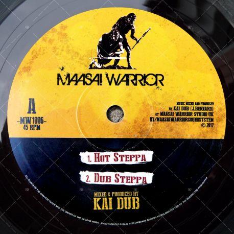 Maasai Warrior - Hot Steppa