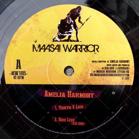 Amelia Harmony - Truth & Lies