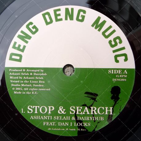 Dan I Locks - Stop & Search