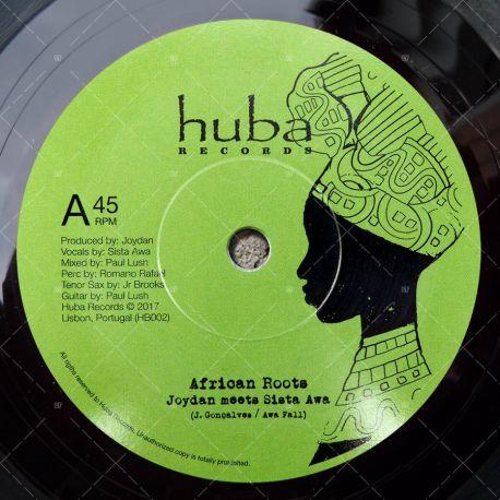 Joydan meets Sista Awa - African Roots