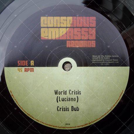 Luciano - World Crisis