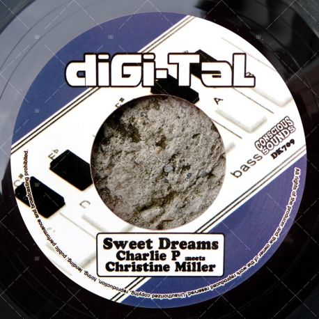 Charlie P meets Christine Miller - Sweat Dreams