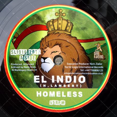 El Indio - Homeless