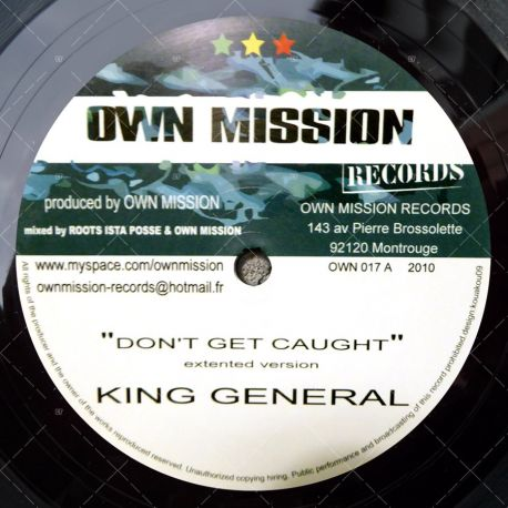 King General - Don't Get Caught