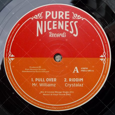 Mr Williamz - Pull Over