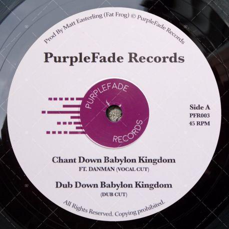 Danman - Chant Down Babylon Kingdom