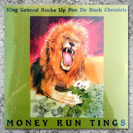 King General - Money Run Tings