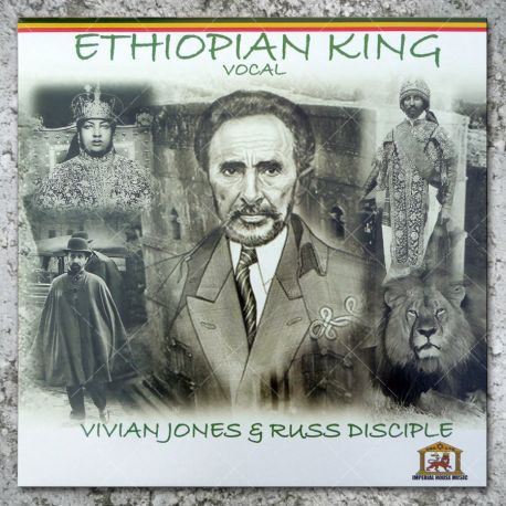 Vivian Jones & Russ Disciples - Ethiopian King (Vocal)