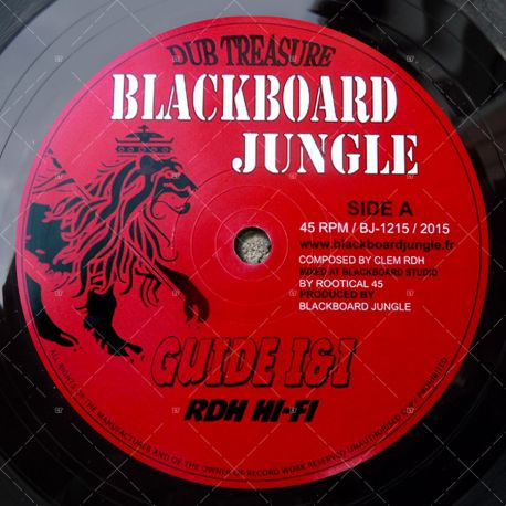 "Blackboard Jungle BJ1215 (12"")"