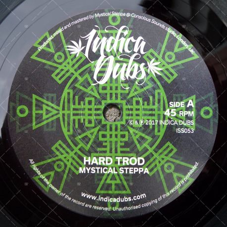 Mystical Steppa - Hard Trod