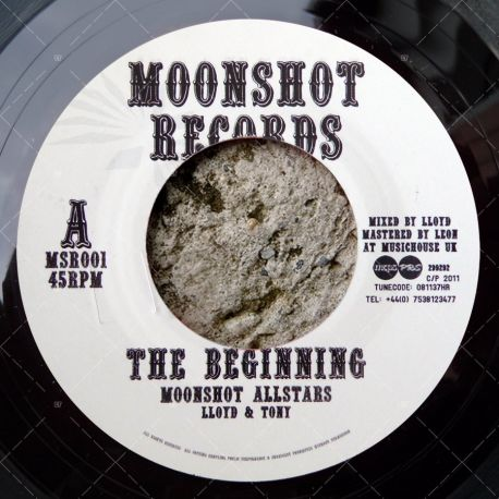 Moonshot Allstars - The Begining