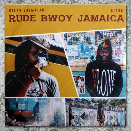 Micah Shemaiah - Rude Bwoy Jamaica