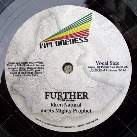 Idren Natural meets Mighty Prophet - Further
