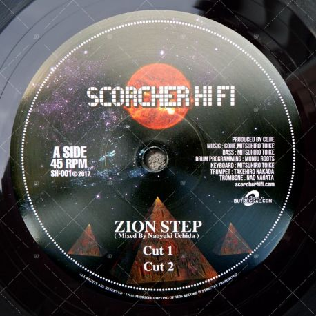 Scorcher Hi-Fi - Zion Step