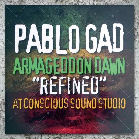 "Pablo Gad - Armageddon Dawn ""Refined"" At Conscious Sounds Studio"