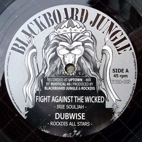 Irie Souljah - Fight Against The Wicked