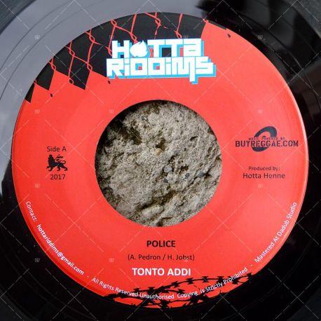 Tonto Addi - Police