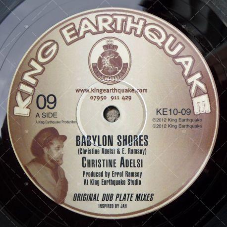 Christine Adelsi - Babylon Shores