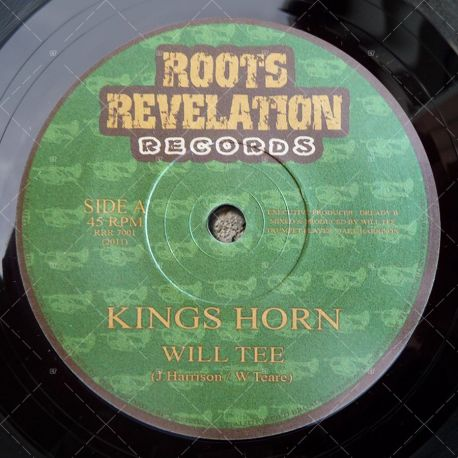 Will Tee - Kings Horn