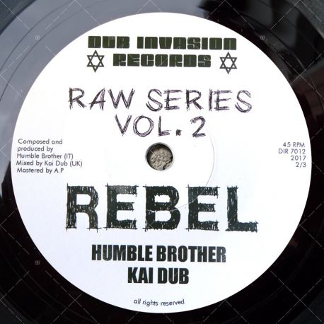 Humble Brother meets Kai Dub - Rebel