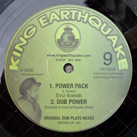 Errol Arawak - Power Pack
