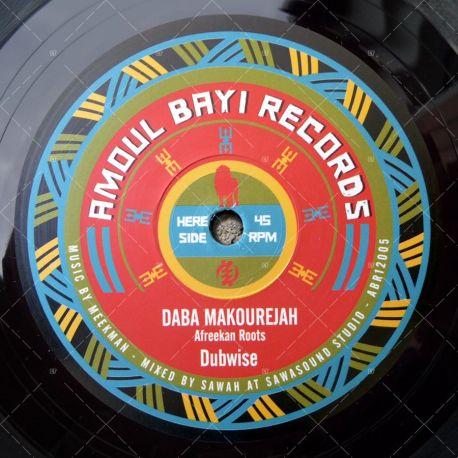 Daba Makourejah - Afreekan Roots